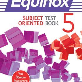 Tudem 5.Sınıf Equinox Subject Oriented Test Book