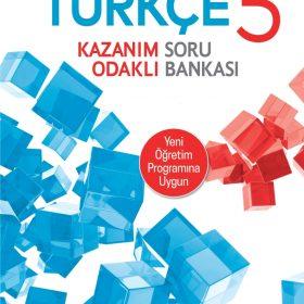 Tudem 5.Sınıf Türkçe Kazanım Odaklı Soru Bankası