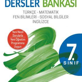 TUDEM 7.SINIF TÜM DERSLER SORU BANKASI