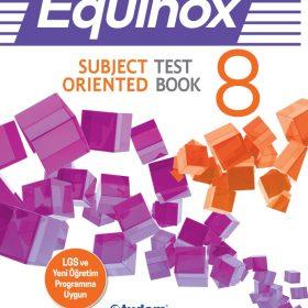 Tudem 8.Sınıf Equinox Subject Oriented Test Book