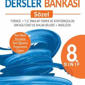 TUDEM 8.SINIF SÖZEL TÜM DERSLER SORU BANKASI